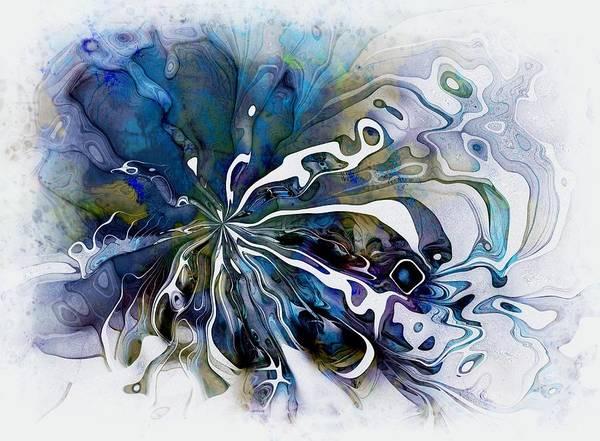 Digital Art - Flowers 006 by Amanda Moore