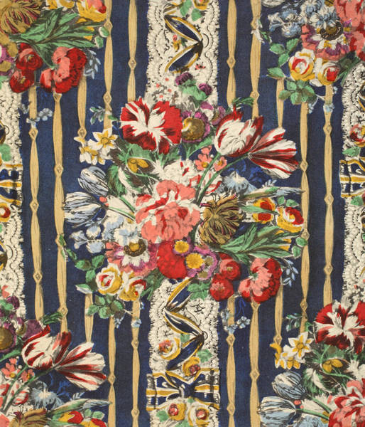 Craft Painting - Flowers After Van Huysum by Harry Wearne