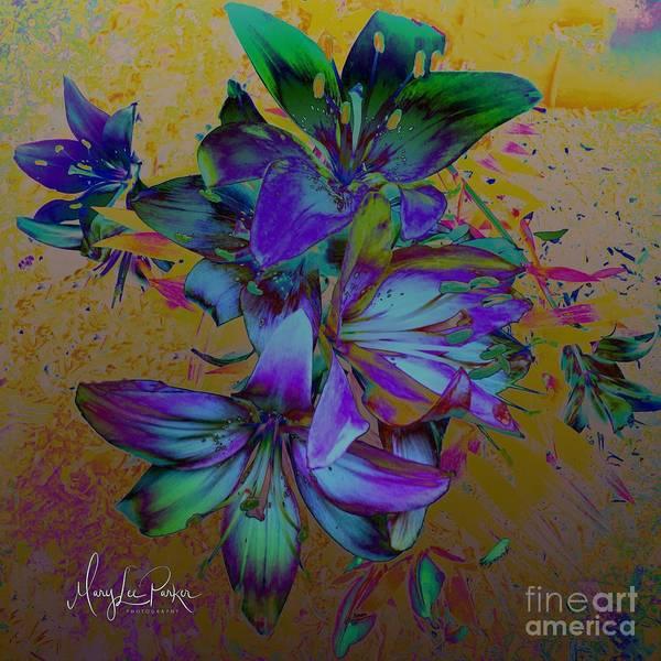 Flowers For The Heart Art Print
