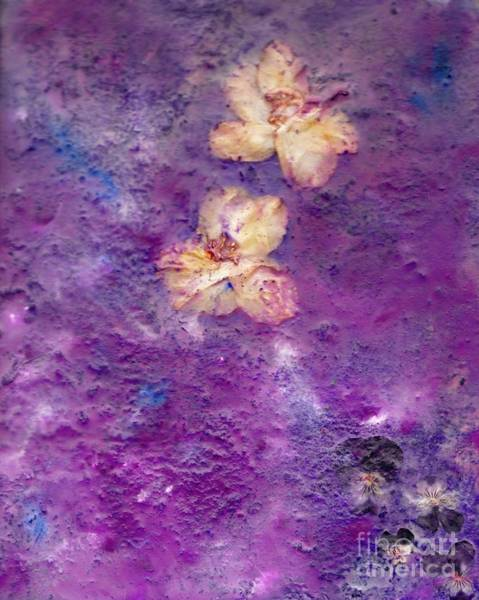 Painting - Flowers From The Garden by Kim Nelson