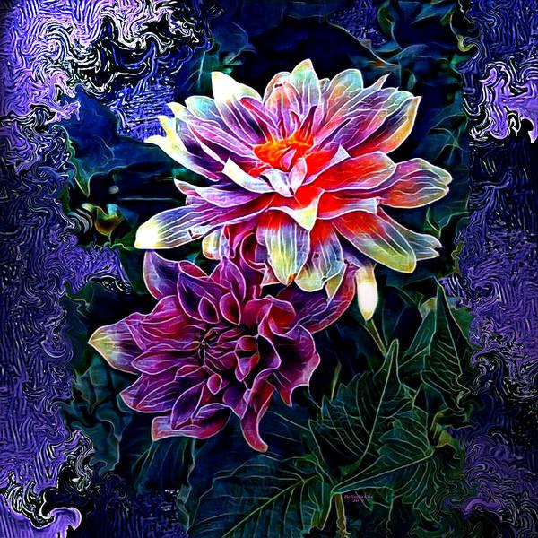 Digital Art - Flowers Of Spring by Artful Oasis