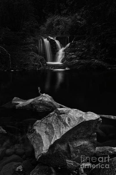 Wall Art - Photograph - Flowing Quietly  by Masako Metz