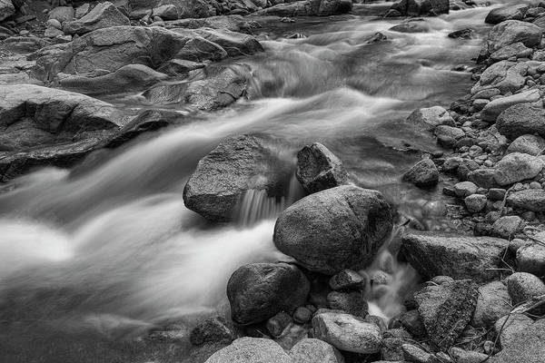 Photograph - Flowing Rocks by James BO Insogna