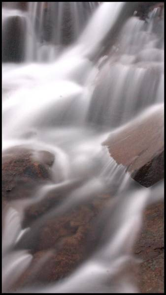 South Lake Tahoe Photograph - Flowing Thoughts by Brad Scott