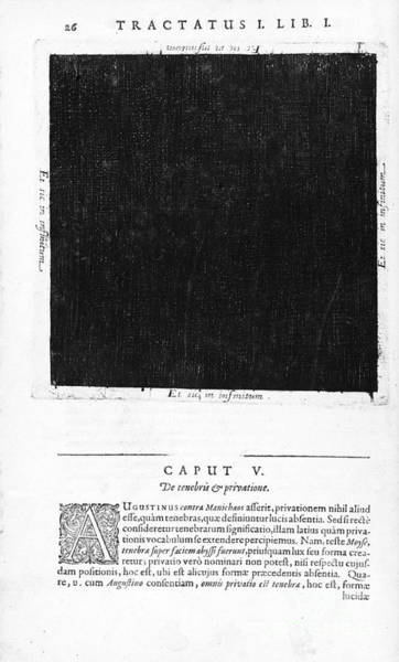 1621 Photograph - Fludds Dark Universe, 1617 by Wellcome Images