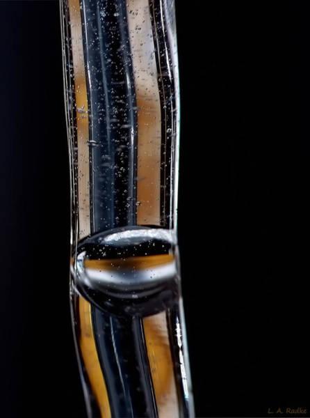 Photograph - Fluidity Iv by Lauren Radke