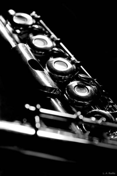 Photograph - Flute Series IIi by Lauren Radke