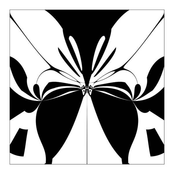 Digital Art - Flutter By by Wendy J St Christopher