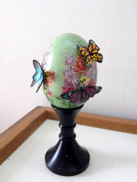 Painting - Flutterbies by Elizabeth Mundaden