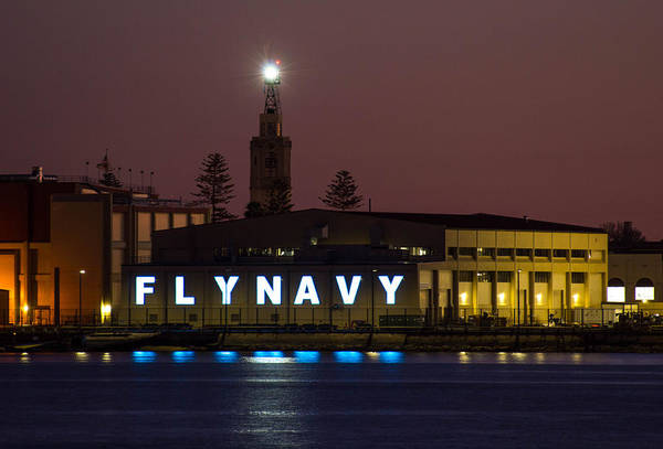 Photograph - Fly Navy by Amanda Rimmer