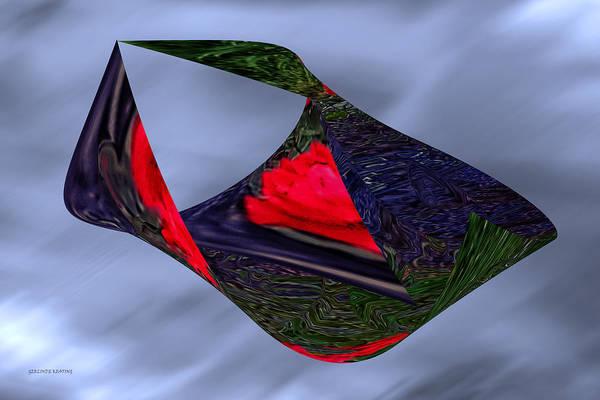Digital Art - Flying Carpet by Gerlinde Keating - Galleria GK Keating Associates Inc