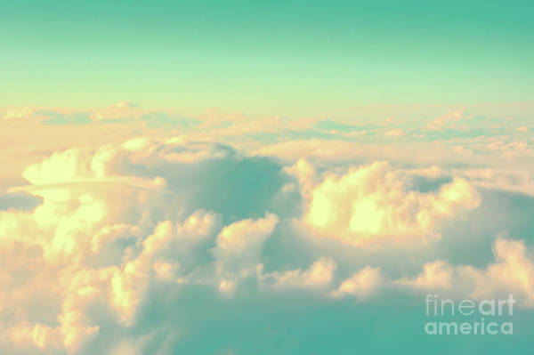 Stratosphere Wall Art - Photograph - Flying by Delphimages Photo Creations