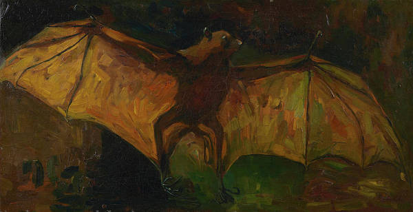 Wall Art - Painting - Flying Fox by Vincent van Gogh