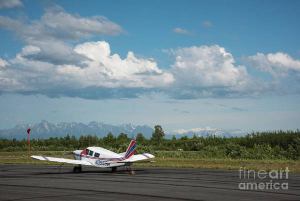 Photograph - Flying In Alaska by Paul Quinn
