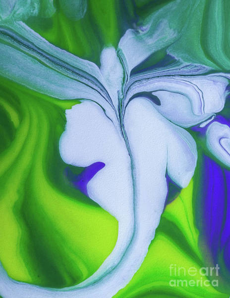 Painting - Flying Lizard Vertical by Patti Schulze