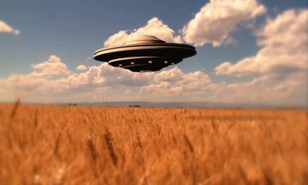 Ufo Digital Art - Flying Saucer By Raphael Terra by Raphael Terra