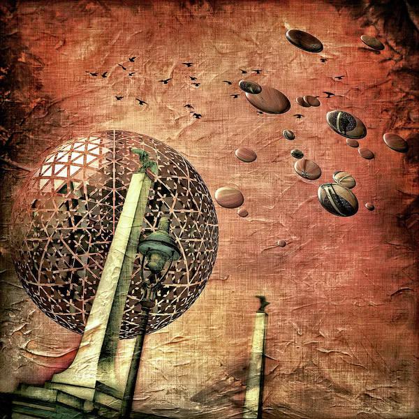 Photograph - Flying Saucers by Roberto Pagani