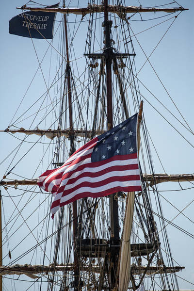 Wall Art - Photograph - Flying The Flags by Dale Kincaid
