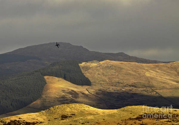 Mach Loop Photograph - Flying To The Fields Of Gold by Angel Ciesniarska