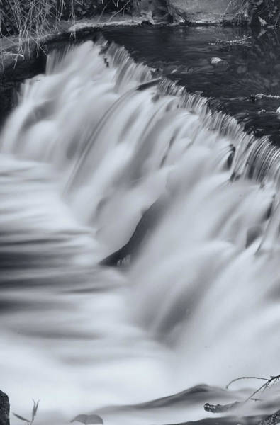 Photograph - Foaming Falls by Cate Franklyn