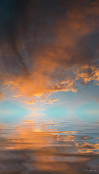 Atmospherics Wall Art - Photograph - Focal Point by Jerry McElroy