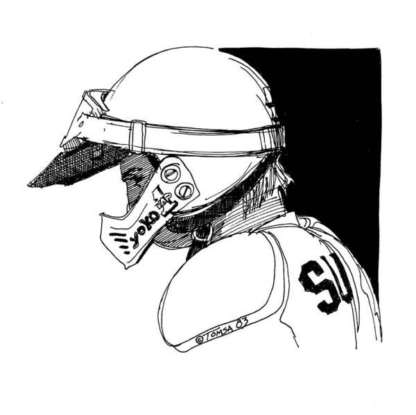 Bike Race Drawings