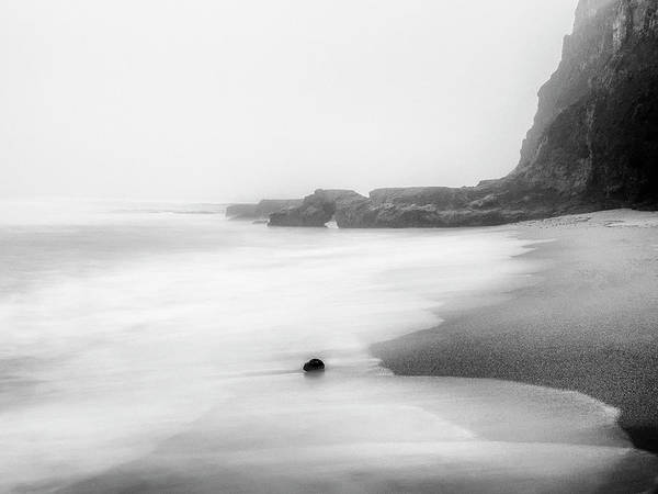 Wall Art - Photograph - Fog And Solitude by Steve Spiliotopoulos