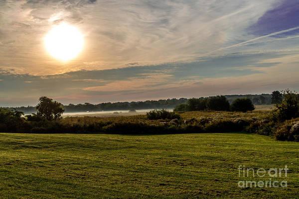 Photograph - Fog Burn by William Norton