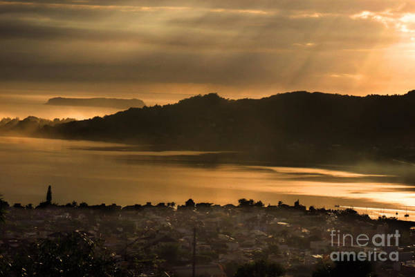 Photograph - Fog In Florianopolis by James Hennis