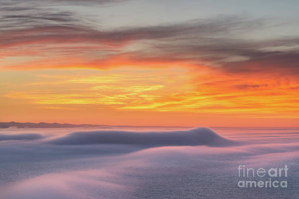 Northern Minnesota Wall Art - Photograph - Fog Mountains by Ernesto Ruiz