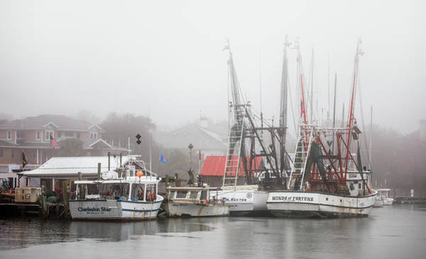 Photograph - Fog Of Fortune by Donnie Whitaker