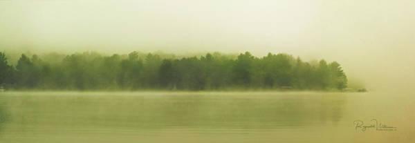 Photograph - Fog On Deep Creek Lake by Reynaldo Williams