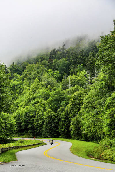 Photograph - Fog Ride by Dale R Carlson