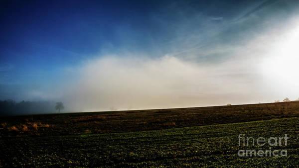 Photograph - Fog Wall by Jorg Becker