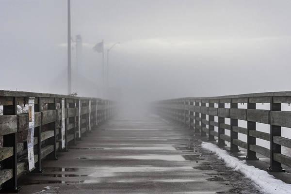 Wall Art - Photograph - Fog#4 by TeQoa Griffith