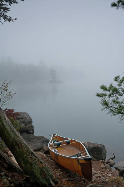 Photograph - Fogged In by Paul Schultz