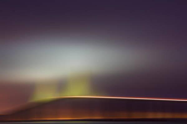 Digital Art - Foggy Dawn X by Jon Glaser