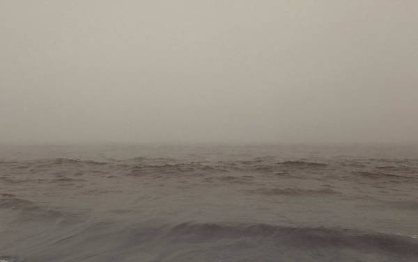 Photograph - Foggy Ocean by Mary Capriole