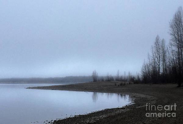 Photograph - Foggy Water by Victor K