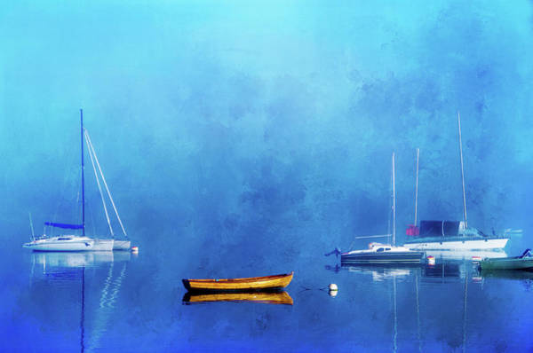Mixed Media - Upon The Still Waters by Marilyn Wilson