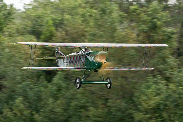 Photograph - Fokker C.i Flyby by Liza Eckardt