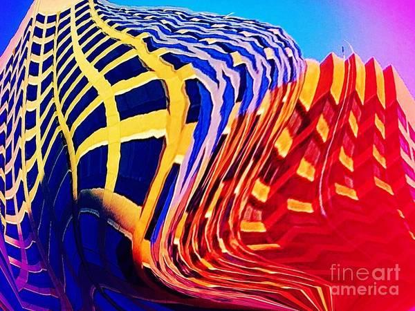 Photograph - Folding Structure  by Jenny Revitz Soper
