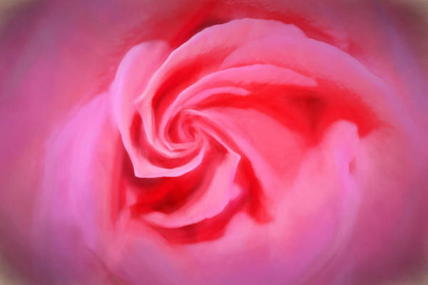 Wall Art - Photograph - Folds Of Romance by Sharon Lisa Clarke