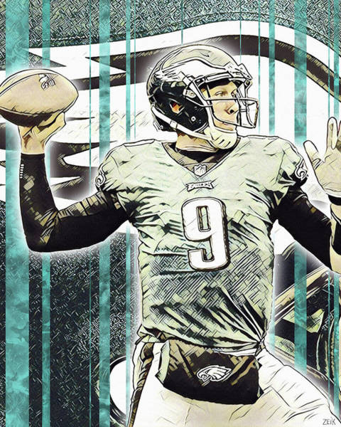 Wall Art - Painting - Foles by Bobby Zeik