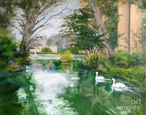 Painting - Follow Me by Lori Pittenger