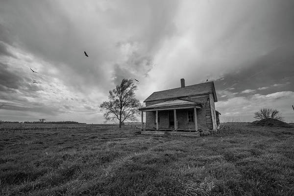Photograph - Follow The Buzzards by Aaron J Groen