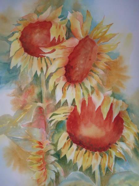Painting - Follow The Sun by Tara Moorman