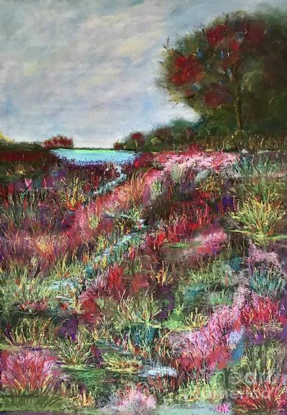 Pastel - Follow The Whispers by Vickie Scarlett-Fisher