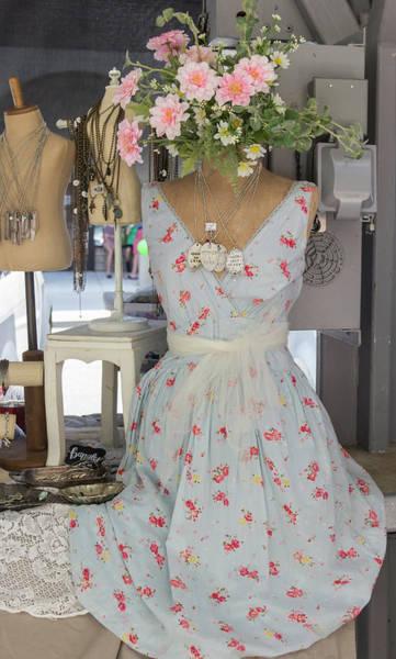 Dress Form Photograph - Follow Your Heart by Teresa Mucha