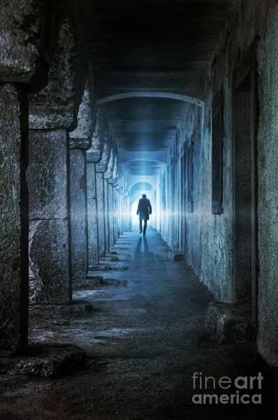 Follow Wall Art - Photograph - Following The Light by Carlos Caetano